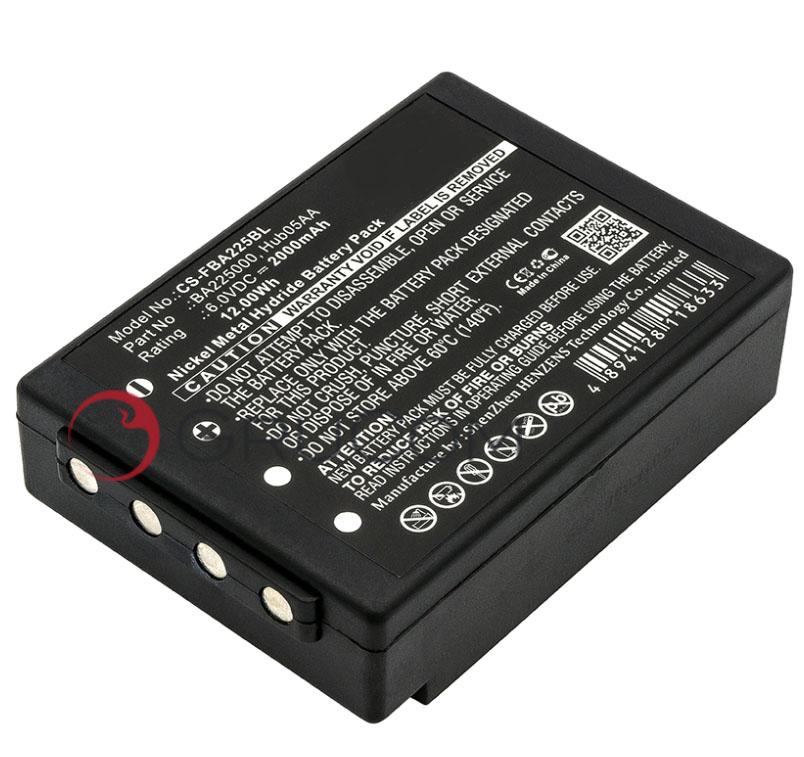 Batería compatible HBC  05-01-00615, BA205000, BA205030, BA206000, BA20603