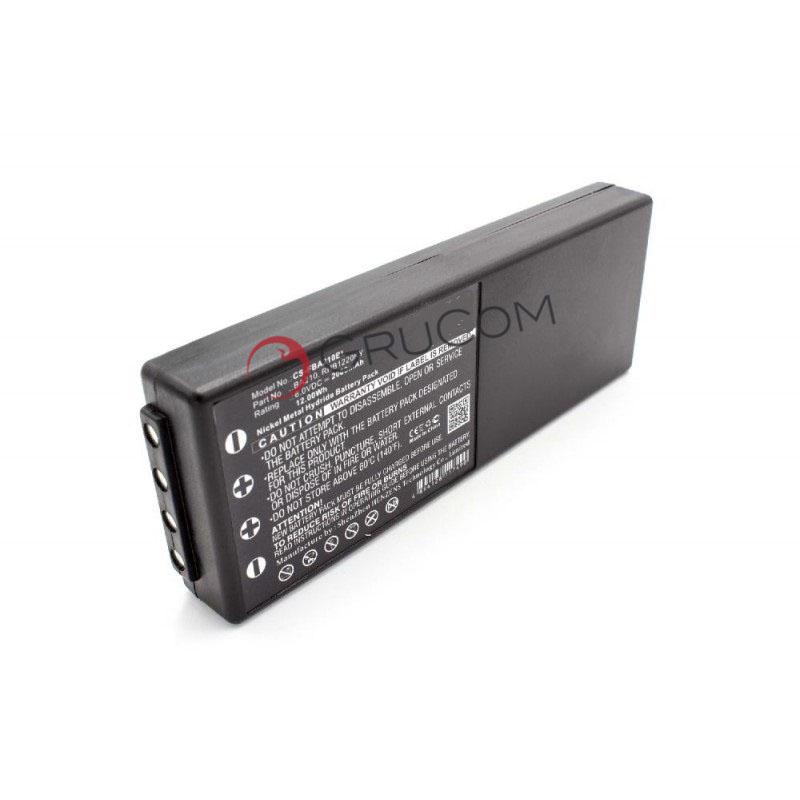 Batería compatible HBC  BA210, RHB1220KY