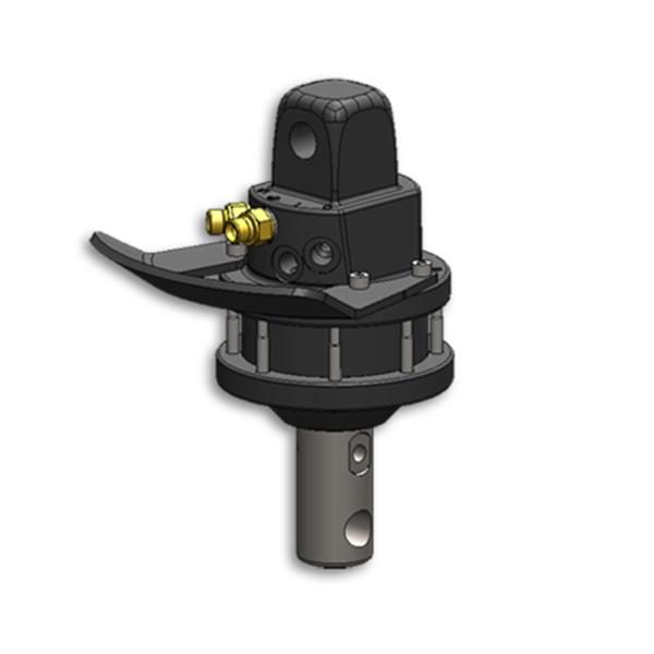 Rotator hidráulico eje  RE-R3C