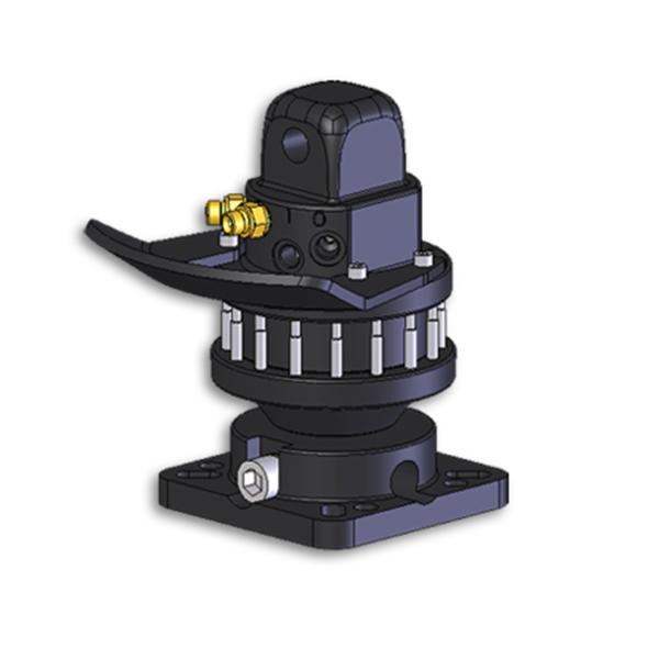 Rotator hidráulico 4 bridas  R5FS