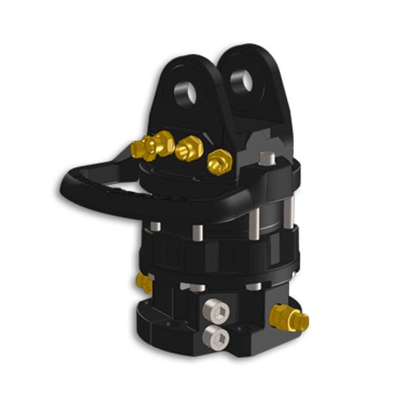 Rotator hidráulico 6 bridas  R7CFS