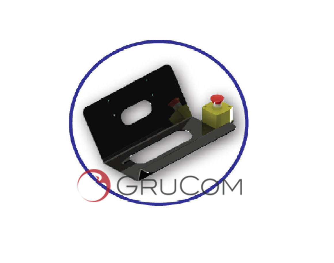 Caja para mando cestaportaoperarios  CP-CM
