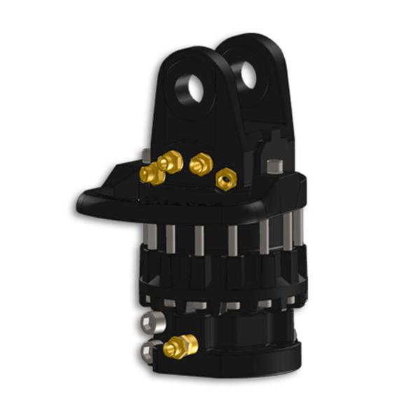 Rotator hidráulico 6 bridas   R16CFS