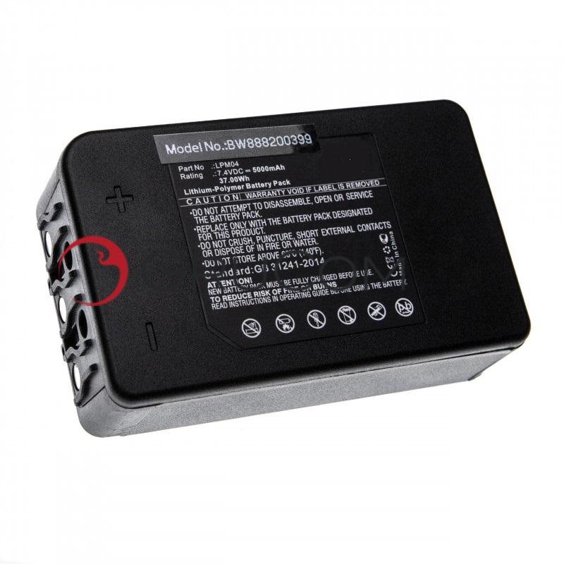 Batería compatible Autec  LPM04,R0BATT00E12A0