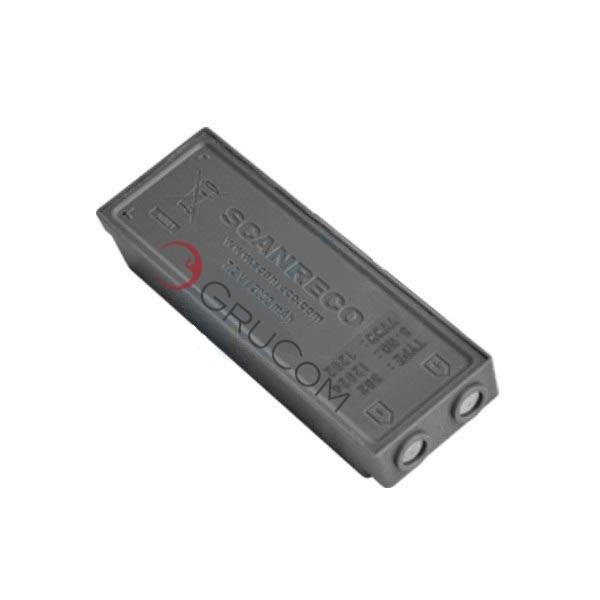 Batería original Scanreco EEA2512  RC400/ 590 / 592 / 960 / Maxi / Mini / HMF / Fassi